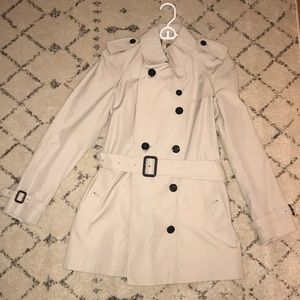 Worn once Burberry trench coat